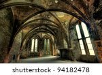 Hdr Image From Ruins Of The...