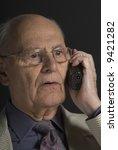 senior distinguished... | Shutterstock . vector #9421282