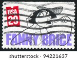 united states   circa 1991 ...   Shutterstock . vector #94221637