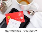 Photo Of A Credit Card Placed...