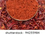 Red Peppers Dried Crushed Spic...