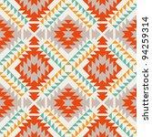 ethnic pattern   4 | Shutterstock .eps vector #94259314