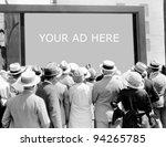 sales gimmick | Shutterstock . vector #94265785