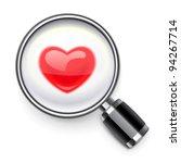 dating concept  eps 10 | Shutterstock .eps vector #94267714