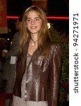 Постер, плакат: Actress EMMA WATSON at