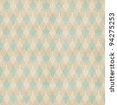 seamless vintage wallpaper... | Shutterstock . vector #94275253