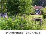 Idyllic Cottage Hidden Behind...