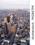 new york city manhattan... | Shutterstock . vector #94286794