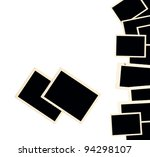 vintage  photo | Shutterstock . vector #94298107