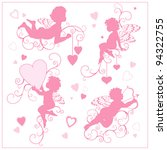 elements for valentine s day... | Shutterstock .eps vector #94322755