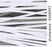 texture from cut strips of... | Shutterstock . vector #94330957