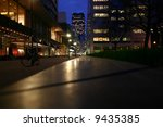 urban city scene | Shutterstock . vector #9435385