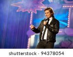 las palmas  spain   february 3  ...   Shutterstock . vector #94378054