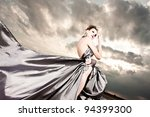 vintage style | Shutterstock . vector #94399300