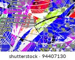 abstract | Shutterstock . vector #94407130