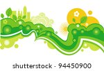 scenery | Shutterstock .eps vector #94450900