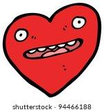 raster version  cartoon funny... | Shutterstock . vector #94466188