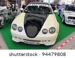 kiev   september 10  jaguar x... | Shutterstock . vector #94479808