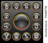 vector pc iconset