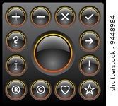 vector symbol iconset