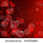 an abstract illustration for... | Shutterstock .eps vector #94550884
