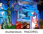 las palmas   spain   february 6 ... | Shutterstock . vector #94623901