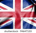 Flag Of United Kingdom Or Union ...