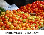 various fruits at vegetable... | Shutterstock . vector #94650529