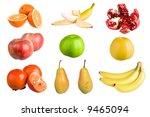 fresh fruit | Shutterstock . vector #9465094