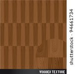 brown wooden texture background.... | Shutterstock .eps vector #94661734