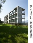 outdoors building  concrete... | Shutterstock . vector #94667473