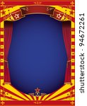 theater. an illustration of a... | Shutterstock .eps vector #94672261