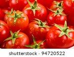 Photo Of Very Fresh Tomatoes...