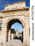 ruins of ancient city ephesus... | Shutterstock . vector #94735756