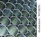 industrial pipes as a pattern | Shutterstock . vector #94738291
