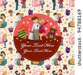 shopping card   Shutterstock .eps vector #94788169