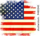 flag of america | Shutterstock . vector #9480340