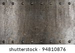 Metal Plate Or Armour Texture...