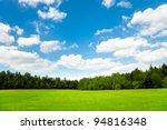 beautiful landscape | Shutterstock . vector #94816348