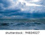 the sea | Shutterstock . vector #94834027