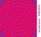Flower Power   Motion Illusion