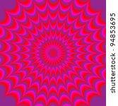 Flower Power   Motion Illusion