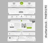 web site design template...