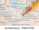 map   Shutterstock . vector #94877431