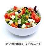 salad  feta | Shutterstock . vector #94901746