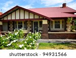 A 1920s Bungalow House In...