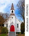 Historic Little Wooden Church...