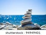 Stones Balance  Pebbles Stack...