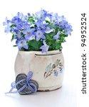 Bells In A Flower Pot For...