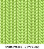 Green Knit Texture